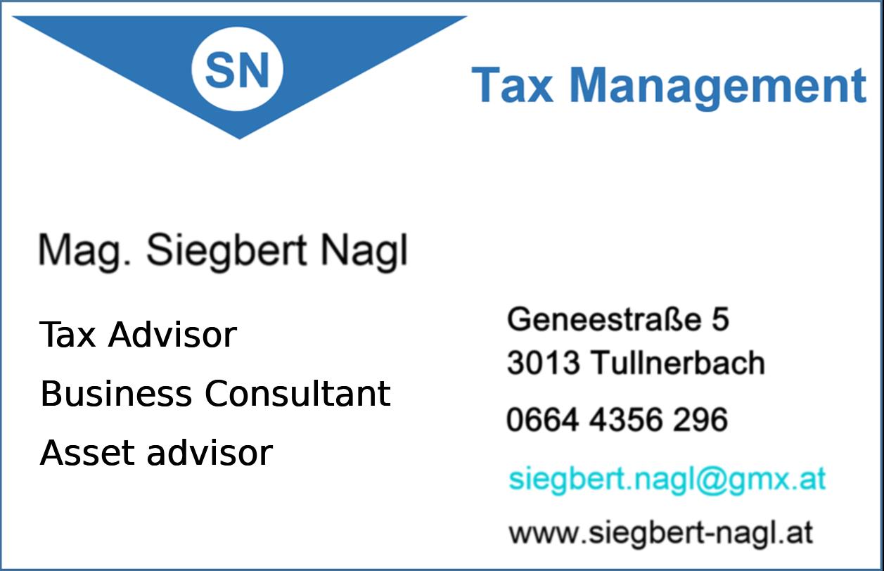 Homepage Siegbert Nagl